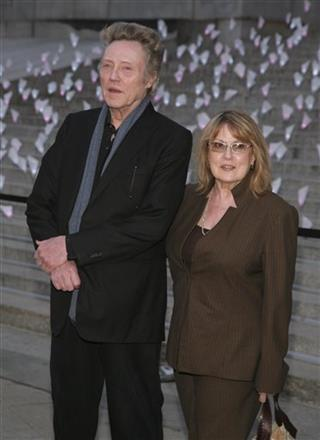 Christopher Walken, Georgianne Walken