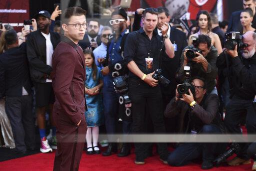 """World Premiere of """"Spider-Man: Far From Home"""" - Arrivals"""