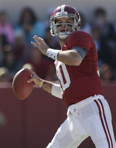 AJ McCarron