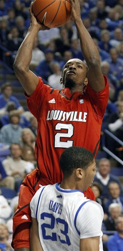 Russ Smith, Anthony Davis