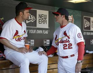 Jaime Garcia, Mike Matheny