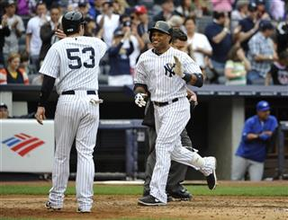 Austin Romine, Robinson Cano