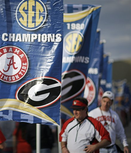 SEC Championship Football 