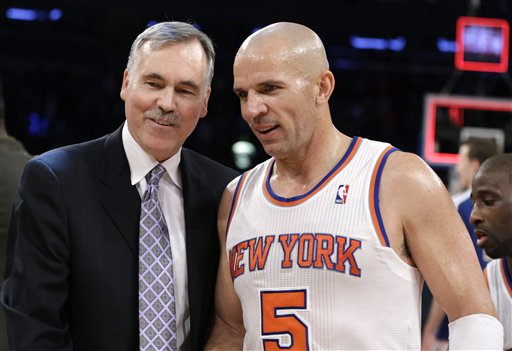 Mike D'Antoni, Jason Kidd