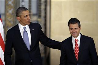 Barack Obama , Enrique Pena Nieto