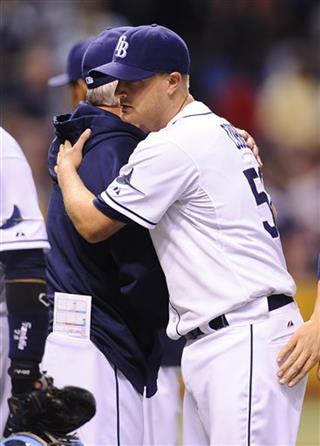 Alex Cobb, Joe Maddon