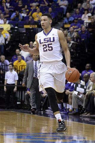 Missouri LSU basketball