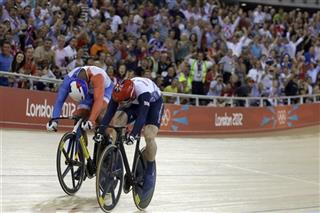London Olympics Men Cycling