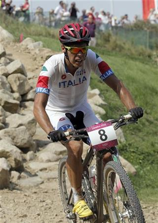 London Olympics Mountain Bike Cycling Men