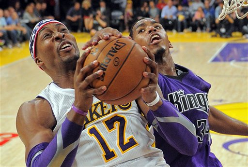Dwight Howard, Jason Thompson