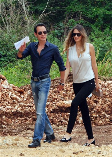 Marc Anthony, Sharon de Lima