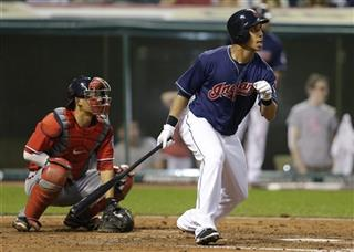 Michael Brantley, Kurt Suzuki