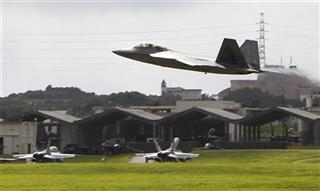 Japan US Stealth Fighters