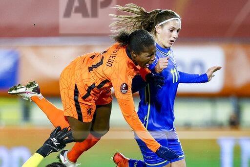 Netherlands: Netherlands vs Kosovo (women)