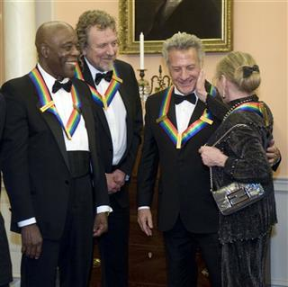Natalia Makarova, Dustin Hoffman, Robert Plant, Buddy Guy