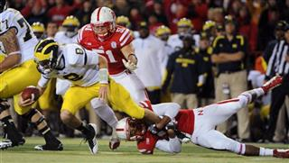 Michigan Nebraska Football