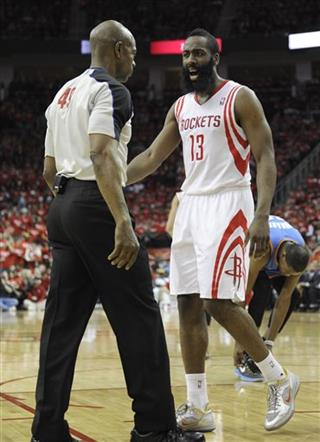James Harden, Tom Washington