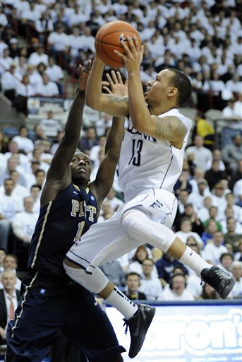 Shabazz Napier, Tray Woodall