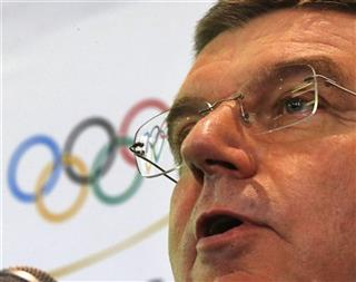 Germany IOC Bach