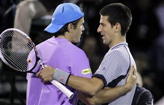 Novak Djokovic,Tommy Haas