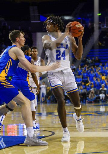 COLLEGE BASKETBALL: NOV 21 Hofstra at UCLA