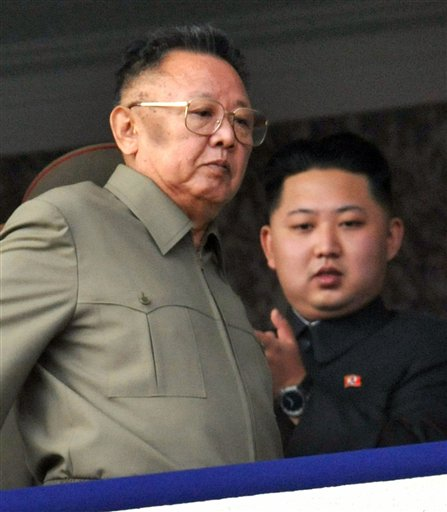 Kim Jong Il, Kim Jong Un