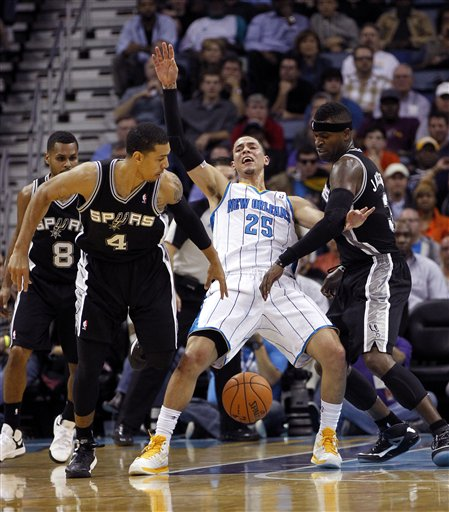 Danny Green, Stephen Jackson, Austin Rivers