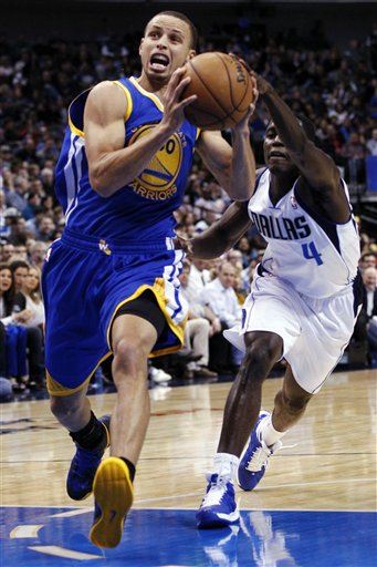 Darren Collison, Stephen Curry
