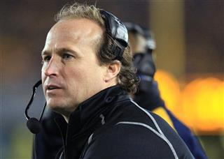 Dana Holgorsen West Virginia