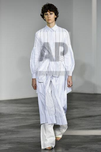 NYFW: Gabriela Hearst Spring Summer 2019 Fashion Show