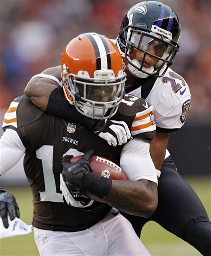 Josh Gordon, Cary Williams