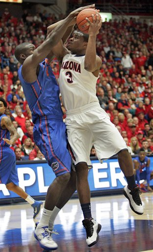 Patric young, Kevin Parrom
