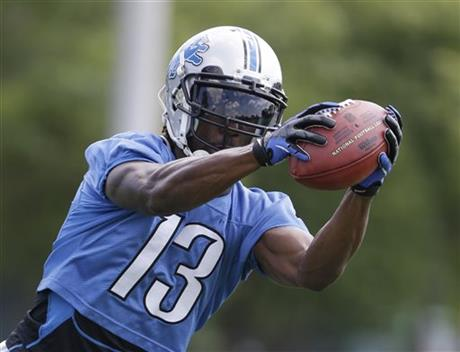 Report: Free-agent wide receiver Nate Burleson scheduled to visit Browns on Saturday