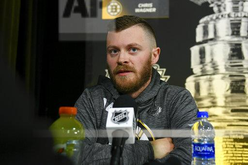 NHL 2019: Stanley Cup Media Day MAY 26