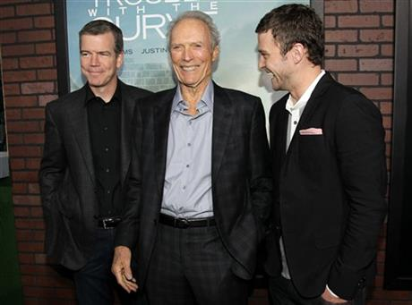 Clint Eastwood, Justin Timberlake, Robert Lorenz