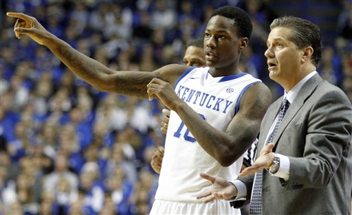 Archie Goodwin, John Calipari