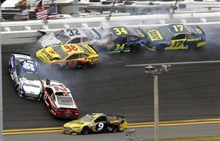 Carl Edwards, Trevor Bayne, David Gilliland, Terry Labonte, David Ragan, Ricky Stenhouse Jr.