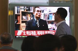 South Korea Koreas Diplomat Defects