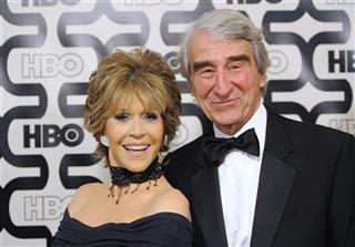 Jane Fonda, Sam Waterston