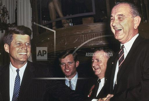 Watchf Associated Press Domestic News  California United States APHS52445 DEMOCRATIC CONVENTION 1960