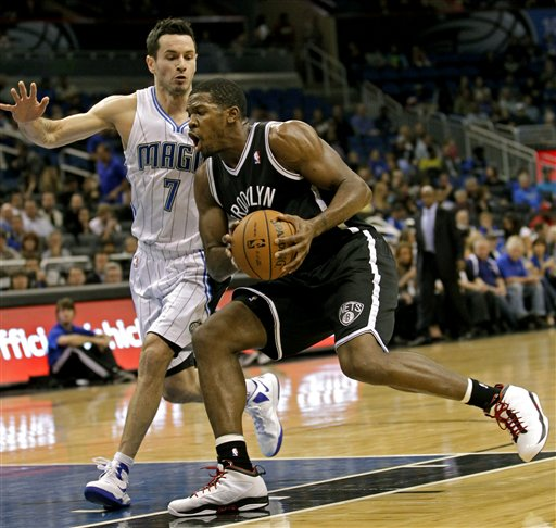 Joe Johnson, J.J. Redick