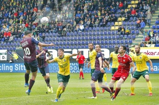 Netherlands: Fortuna Sittard vs Willem II