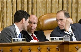 Paul Ryan, Kevin Brady, Dave Camp
