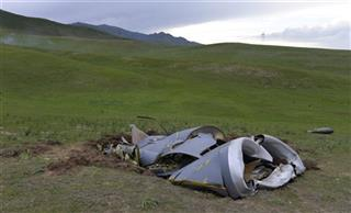 Kyrgyzstan US Plane Crash