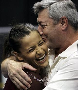 Alicia Sacramone, Mihai Brestyan