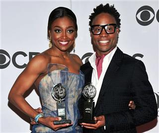 Patina Miller, Billy Porter