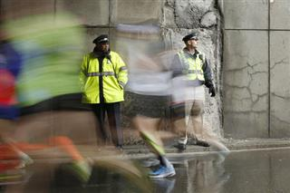 Boston Marathon Security