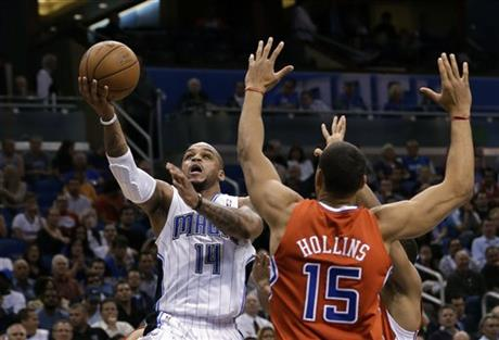 Jameer Nelson, Ryan Hollins
