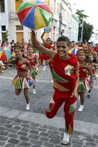 Brazil UNESCO Ritual and Carnival