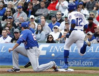 Ike Davis, Alfonso Soriano
